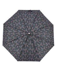Sombrinha Mini 53cm Yangzi - Borboleta Preto