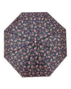 Sombrinha Mini 53cm Yangzi - Rosa Preto