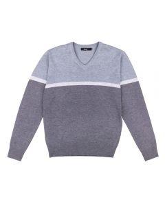 Suéter Masculino Adulto Color Thing Mescla Claro E Medio
