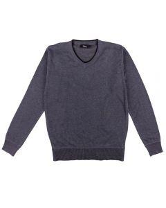 Suéter Masculino Adulto com Detalhe Thing Mescla