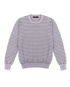 Suéter Masculino Adulto Listrado Thing