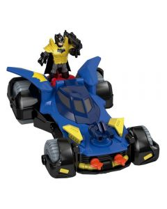 Super Batmóvel Dc Imaginext Mattel - DHT64
