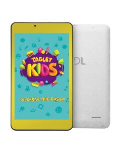 """Tablet 7"""" DL Kids C10 - Bivolt"""