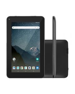 "Tablet M7S Lite Wifi Quad Core 7"" Multilaser - Preto"