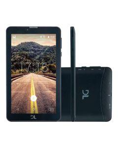 """Tablet Mobi Tab 3G 7"""" DL - Preto"""