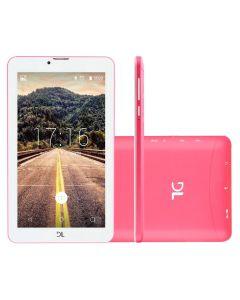 "Tablet Mobi Tab 3G 7"" DL - Rosa"