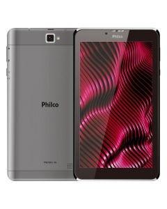 """Tablet Philco 7"""" 16Gb Com 3G Ptb7rsg - Cinza"""