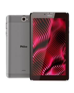 "Tablet Philco 7"" 16Gb Com Wi-Fi Ptb7rsg - Cinza"