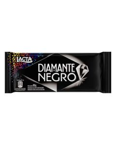 Tablete Da Lacta Diamante Negro - 90g