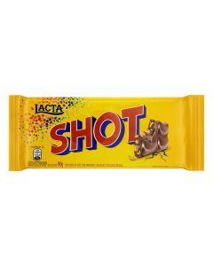 Tablete Da Lacta Shot - 90g