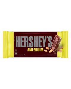 Tablete Hersheys De Amendoim  - 85g