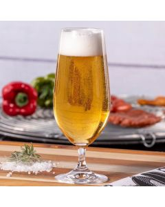 Taça de Cerveja Bar-Beer 380ml Bohemia - Cristal