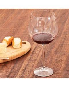 Taça de Vinho Gastro Vena 900ml Bohemia - Transparente