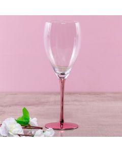 Taça de Vinho Hike 430ml Finecasa - Rosa