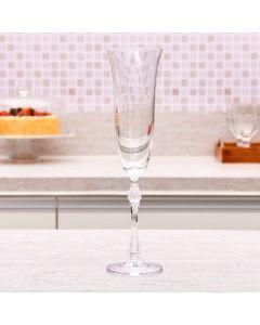 Taça para Champanhe Parus 190ml Bohemia - Cristal