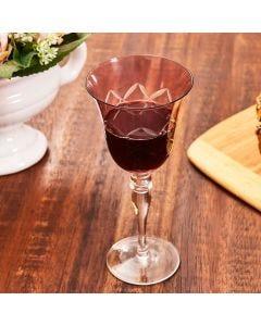 Taça para Vinho 300ml Atenas Solecasa - Rose