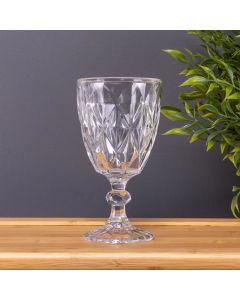 Taça para Vinho Diamond 210ml Lyor - Vidro