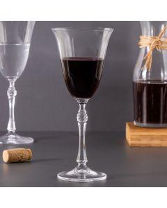 Taça para Vinho Parus 350ml Bohemia - Transparente