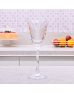 Taça para Vinho Branco Parus 185ml Bohemia - Cristal