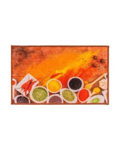 Tapete 45X75cm Veneza Para Cozinha Havan - Condimentos