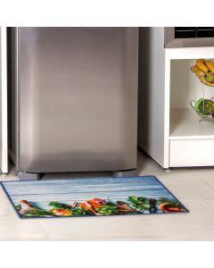 Tapete 45x75cm Veneza para Cozinha - Frescos