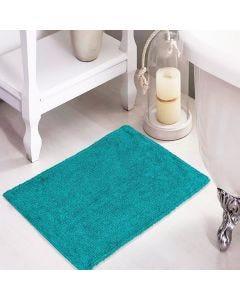 Tapete Agra 40x60cm para Banheiro - Esmeralda