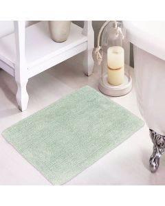 Tapete Agra 40x60cm para Banheiro - Mint