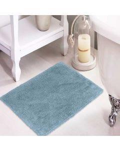 Tapete Agra 40x60cm para Banheiro - Azul Retro