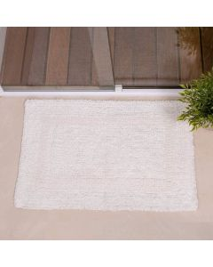 Tapete Arezo 45cm x 70cm para Banheiro Havan - Branco