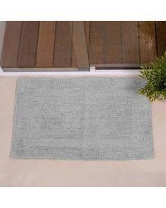 Tapete Arezo 45cm x 70cm para Banheiro Havan - Cinza