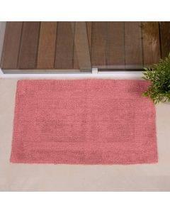 Tapete Arezo 45cm x 70cm para Banheiro Havan - Rosa