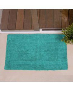Tapete Arezo 45X70cm Para Banheiro Havan - Esmeralda