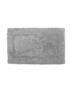 Tapete Arezo 45X70cm Para Banheiro Havan - Cinza
