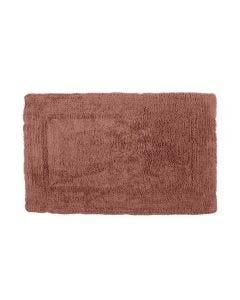 Tapete Arezo 45X70cm Para Banheiro Havan - Chocolate