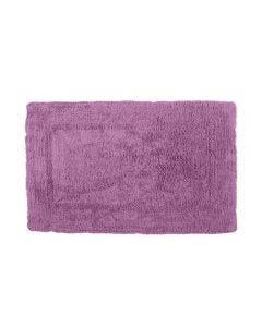 Tapete Arezo 45X70cm Para Banheiro Havan - Roxo claro