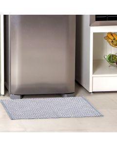 Tapete Athenas 50x80cm para Cozinha - Azul Claro