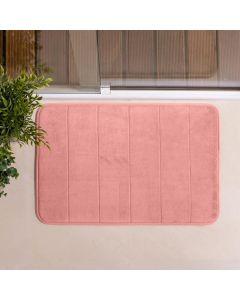 Tapete de Banheiro Super Soft 40x60cm Camesa - Rose