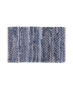Tapete Denim 50X80 Havan - Azul Claro