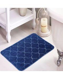 Tapete Miami 44x68cm para Banheiro Havan - Azul