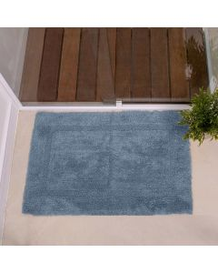 Tapete Milano News 50x80cm para Banheiro - Azul