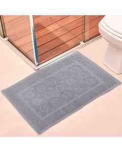 Tapete Para Banheiro Mahal 50x80cm Havan - Azul