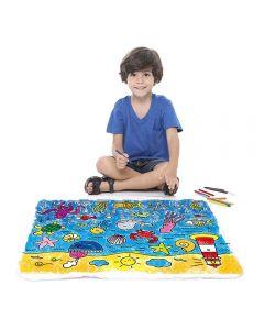 Tapete para Pintar Toyster - 2300 - Colorido