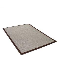 Tapete para Sala Titanium 1,40x1,90m 100% PVC Havan - Bege