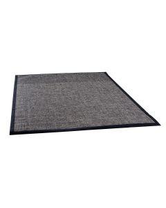 Tapete para Sala Titanium 1,40x1,90m 100% PVC Havan - Preto