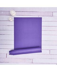 Tapete para Yoga 61x1,73m Retangular PVC Havan - Roxo