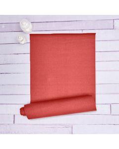 Tapete para Yoga 61x1,73m Retangular PVC Havan - Vermelho