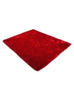 Tapete Premier 1,00X1,50M Para Quarto E Sala Solecasa - Vermelho I