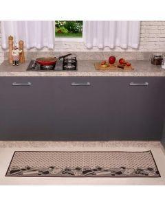 Tapete Provence 50x1,50m para Cozinha Havan - Utensílios Bege