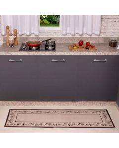 Tapete Provence 50x1,50m para Cozinha Havan - Arabescos Bege