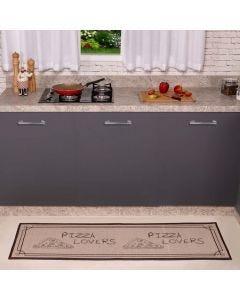 Tapete Provence 50x1,50m para Cozinha Havan - Pizza Bege